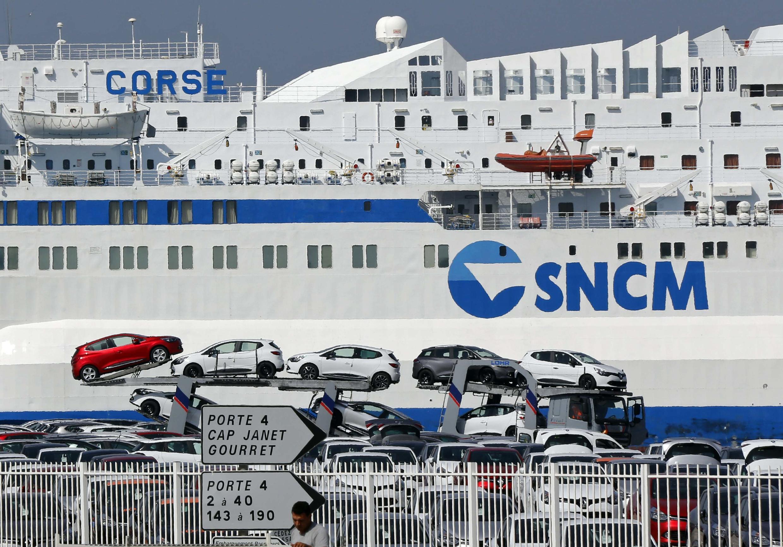 Les employés de la SNCM craignent la perspective d'un placement en redressement judiciaire.