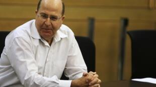 Moshé Yaalon a été nommé ministre de la Défense d'Israël.