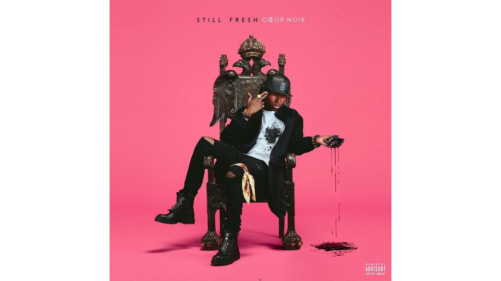 """""""Coeur noir"""", l'album de Still Fresh sort le 29 septembre 2017."""