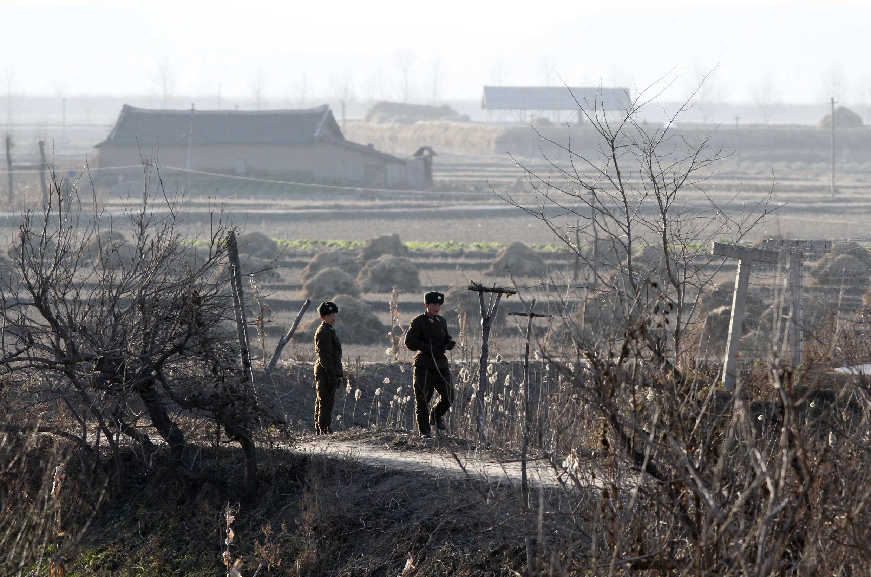 Giới tuyến chia cắt hai miền Triều Tiên từ hơn 50 năm qua.