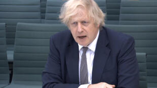 Boris Johnson has warned that the easing of Covid restrictions must be gradual