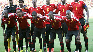 Selecção angolana de futebol