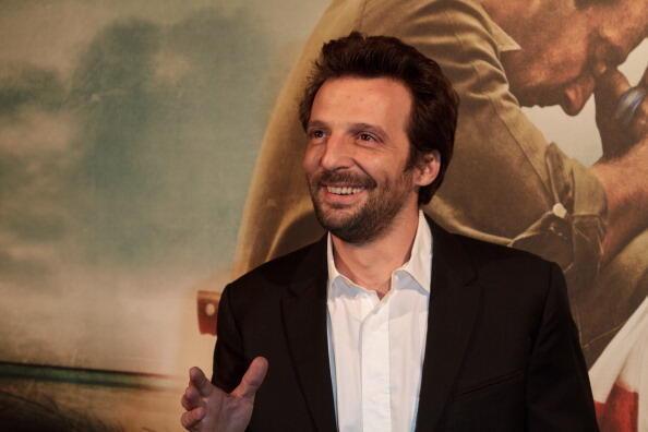 Mathieu Kassovitz, le réalisateur du film «La Haine» sorti en 1995.