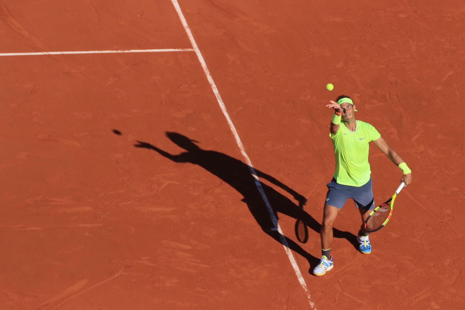 Rafael Nadal is seeking a 12th title at Roland Garros.