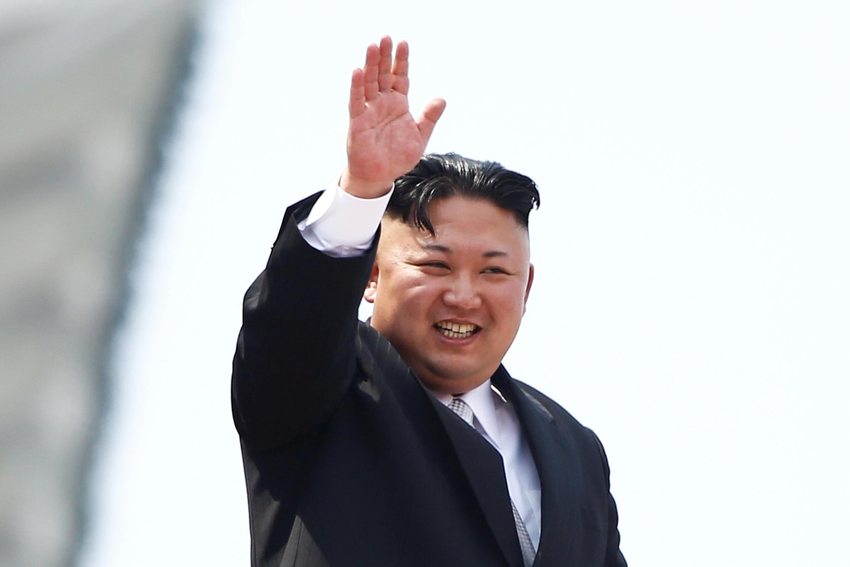 朝鮮領導人金正恩