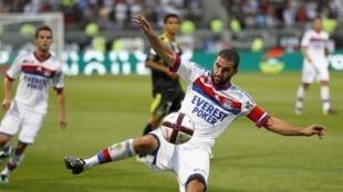 Le Lyonnais Lisandro Lopez.