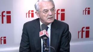 Jean Arthuis, président de l'Alliance Centriste (AC), sénateur de la Mayenne et ancien ministre de l'Economie et des Finances.