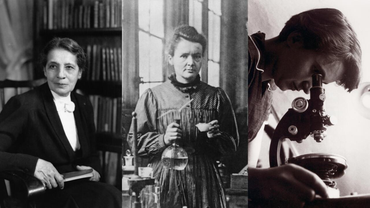 Journée spéciale: les femmes scientifiques victimes de «l'effet Matilda» - RFI