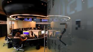 Trụ sở công ty an ninh mạng Kaspersky ở Matxcơva.