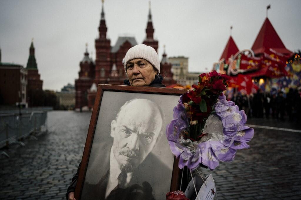 Ленин в 2020 году