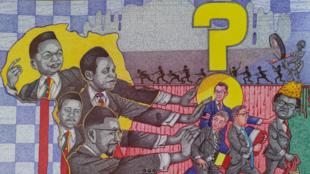 En 1960, 17 pays africains accèdent à la souveraineté nationale.