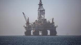 L'Angola,  2e producteur africain de pétrole, mise sur le gaz pour renflouer ses caisses. Photo : plate-forme de forage de pétrole et de gaz en Angola.