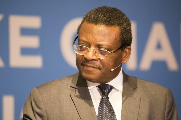 Cameroon Prime Minister Joseph Dion Ngute in February 2017.