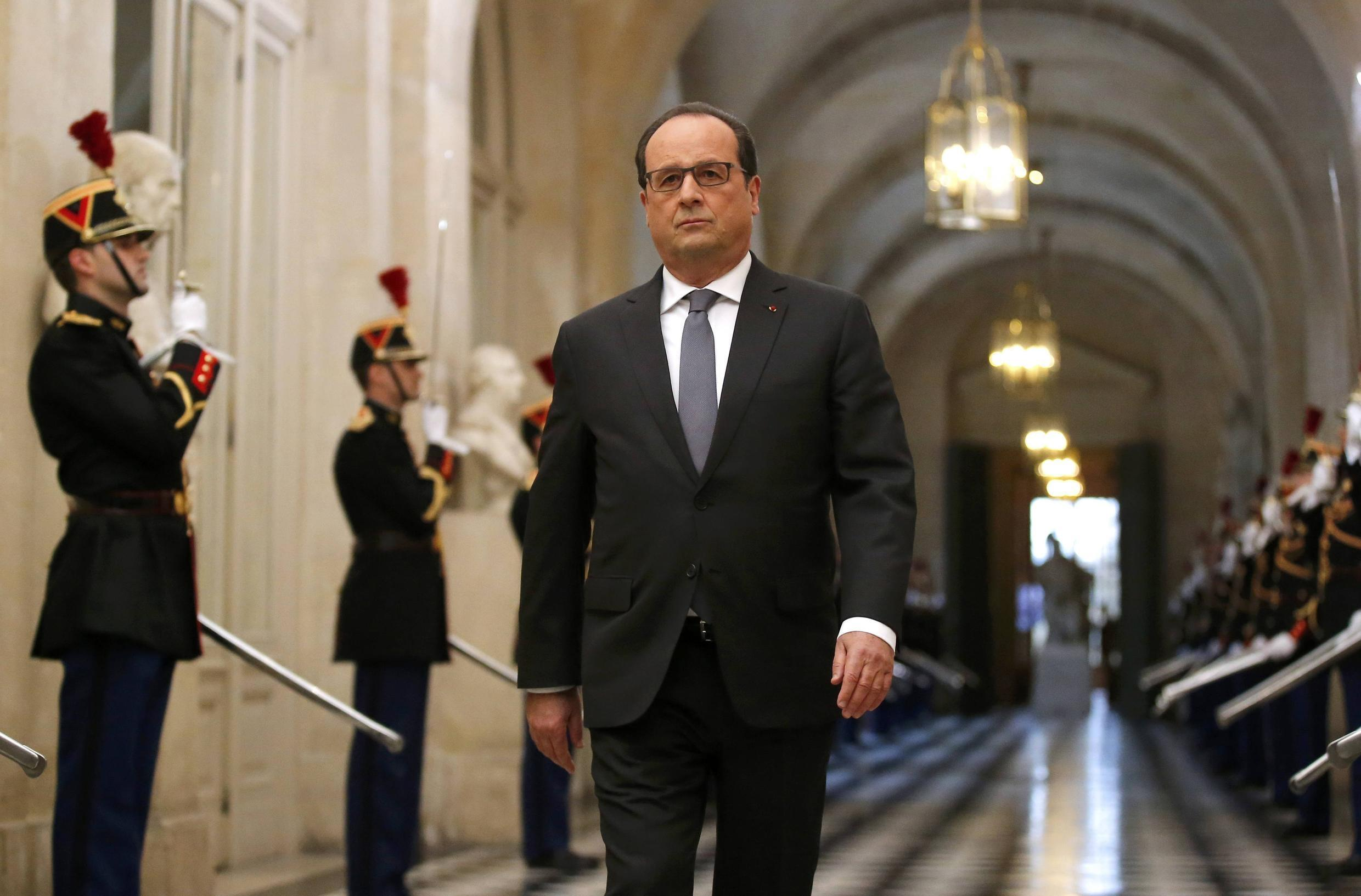 French President Francois Hollande will meet world leaders this week to establish a broad coalition against the Islamic State armed group.