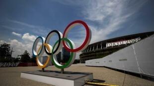 Imagen de los Jueggos Olímpicos de Tokio 2020