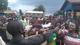 Polisi yasambaratisha maandamano ya wanaharakati wa haki za binadamu DRC.