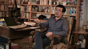 夏尔诗集中译者张博在沙龙演讲