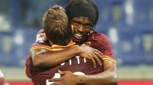 Gervinho (AS Roma).
