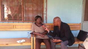 A la rencontre d'une femme qui lutte contre le trafic des enfants à Sokodé, avec l'ONG Pafed.