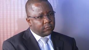 Jean-Bernard Padaré, le nouveau ministre tchadien de la Justice.