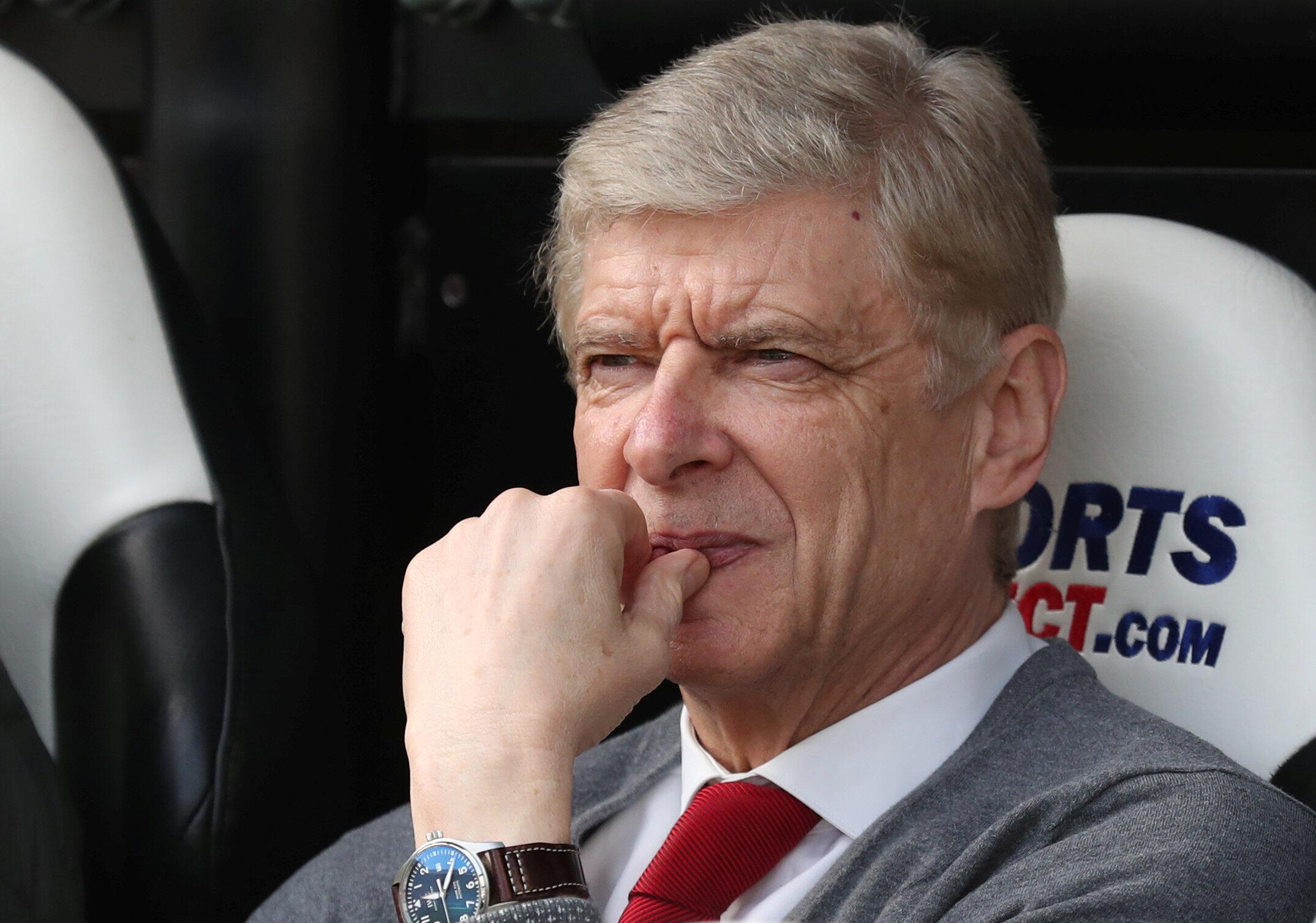 Tsohon mai horar da kungiyar kwallon kafa ta Arsenal, Arsenal Wenger