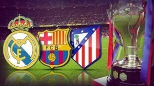 Le Real Madrid, le FC Barcelone et l'Atletico Madrid devraient vraisemblablement se disputer le titre de Champion d'Espagne 2014-2015.