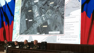 Qua ảnh chụp vệ tinh, thứ trưởng Quốc phòng Nga Anatoly Antonov tố cáo Thổ Nhĩ Kỳ buôn dầu của Daech - RFI /Muriel Pomponne