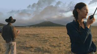 Carlos Reygadas y su esposa Natalia López protagonizan esta cinta.