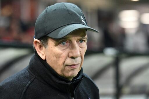 Jean-Louis Gasset, who has taken over as head coach at Bordeaux, was an assistant coach the club won the 2009 French title.