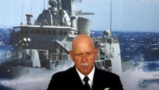 Đô đốc Scott Swift, tư lệnh Hạm Đội Thái Bình Dương của Mỹ.
