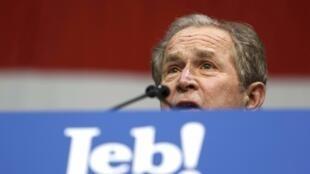 Tsohon Shugaban Amurka George W. Bush