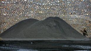 Mỏ than ở tình Hồ Bắc. Ảnh minh họa.