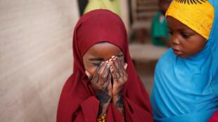 Des réfugiées somaliennes, ici le 19 décembre 2017.