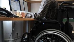 La France compterait 5,5 millions de travailleurs handicapés.