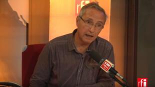 Bruno Tardieu de ATD Quart Monde.