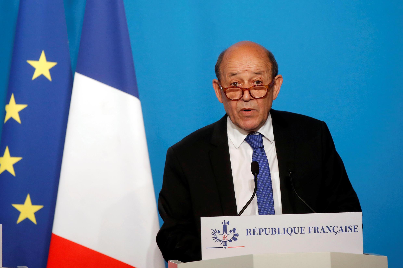 «Мы хотим остаться в соглашении», — заявил министр иностранных дел Франции Жан-Ив Ле Дриан