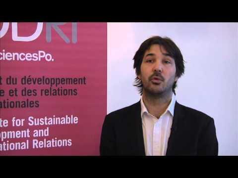 Pesquisador Julien Rochette vê abertura de negociações com otimismo.