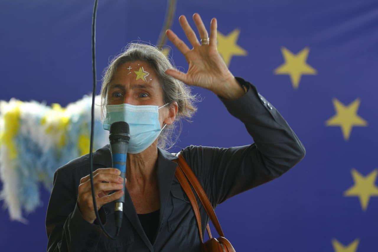 Jeannette Seppen - Embaixadora - União Europeia - Angola - UE - Pobreza - Combate