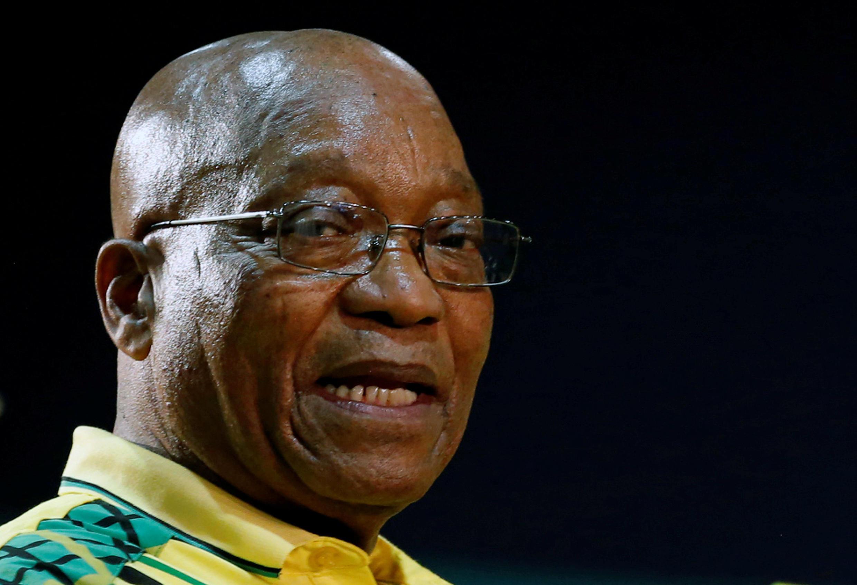 南非总统祖玛