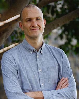 Jason Stearns, directeur du Groupe d'étude sur le Congo.