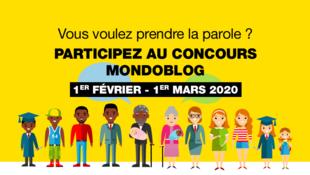 Mondoblog est une plateforme développée depuis 2010 par RFI, regroupant des blogueurs francophones sélectionnés sur concours.
