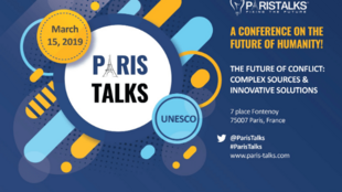 Paris Talks 2019 - The Future of Conflict