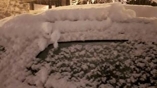 Onda de frio na Argentina provocou atrasos e cancelamentos de voos para destinos turísticos, como Bariloche.