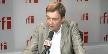 Pierre Henry, director general de la asociación 'Francia, tierra de asilo', 'France, terre d'asile'.