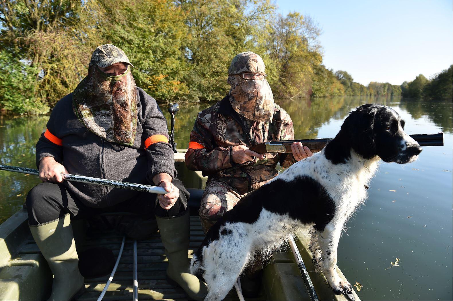 Во Франции самое большое в Европе охотничье сообщество – 1,2 миллиона человек