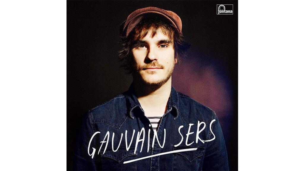 Pochette de l'album «Pourvu» de Gauvain Sers.