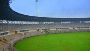 Estádio em Goa, Índia, palco dos Jogos da Lusofonia
