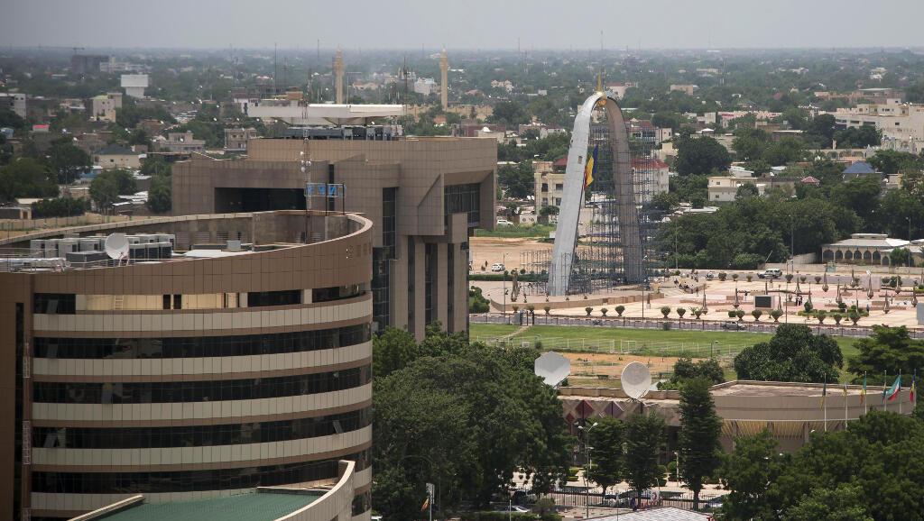 Un vue de la capitale tchadienne Ndjamena (image d'illustration).