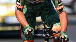 O ciclista francês Damien Gaudin, da equipa Armée de Terre, foi o vencedor do prólogo de 5,4km da 79a Volta a Portugal em bicicleta.