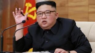 Shugaban Korea ta Arewa Kim Jon-un